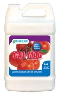 Botanicare Cal Mag Plus Plant Nutrient Supplement, 2-0-0, 1-Quart