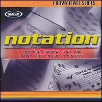 Magix Notation ~ Crown Jewel Series in Jewel Case!