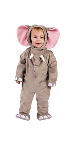 Cuddly Elephant Costume - Infant Costume