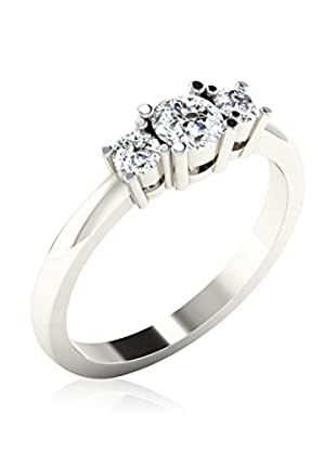 Friendly Diamonds Anillo FDR7672W (Oro Blanco)