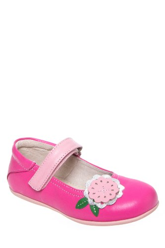 Kenneth Cole Kid'S Belinda Mary Jane Flat Shoe