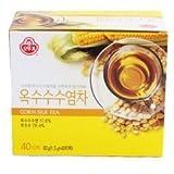 三和 ・オットギ とうもろこしひげ茶 1.5g×40個入 ■韓国食品・韓国食材・韓国飲物・韓国トウモロコシお茶・とうもろこしひげ茶・とうもろこし■