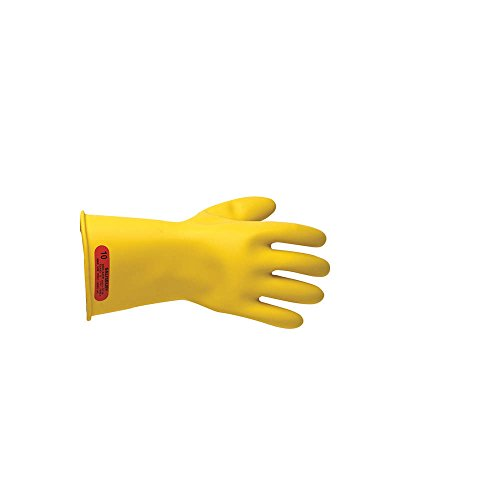 Electrical Gloves, Size 10, Yellow, Pair