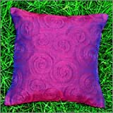 Cushion Casa Cushion Covers (Purple)