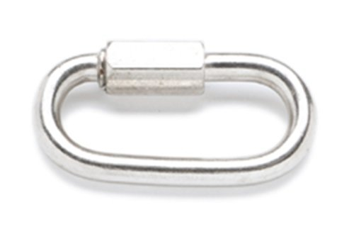 Unified Marine 50011423 Stainless Steel Quick Link (0.25- Inch)