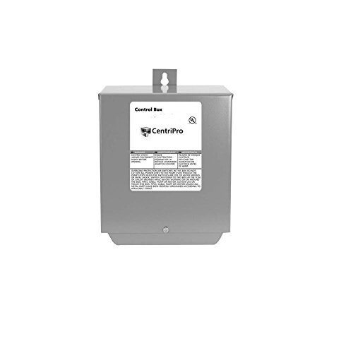 Cb30412Mc Centripro Submersible Pump 1 Phase Mag Contactor Control Box 3Hp 230V Goulds