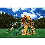 Gorilla Playsets Blue Ridge Chateau Playground System