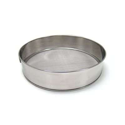 Coolrunner Stainless Steel Flour Sieve,screen Mesh,baking Tools