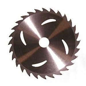 山善(YAMAZEN) 草芝刈り機 刈る刈るボーイ SBC-280A用チップソー 180mm×28枚刃