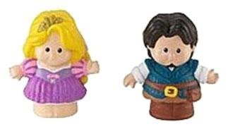Fisher-Price-Little-People-Disney-Rapunzel-and-Flynn-Toy-2-Pack