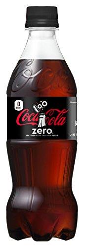 コカ・コーラ ゼロ 500ml ペットボトル×24本
