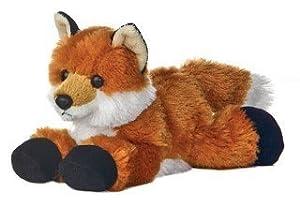 Foxie Fox Mini Flopsie 8