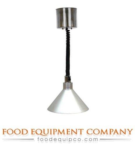 Buffet Enhancements 010HHW-RTSS Retractable Hanging Heat Lamp 14