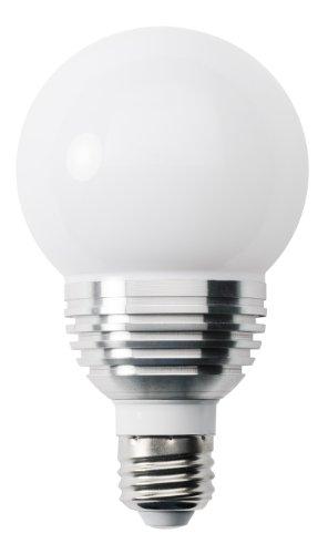 Starlights D44X 110-E26-A21-3200-550-D Revolution 110-Volt Led Bulb, Warm White