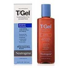 Johnson And Johnson Neutrogena T/Gel Therapeutic Shampoo, 4.4 Fluid Ounce -- 4 Per Case. front-743164