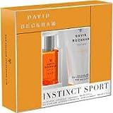 Beckham Instinct Sport Gift Set (Eau de Toilette & Hair and Body Wash)