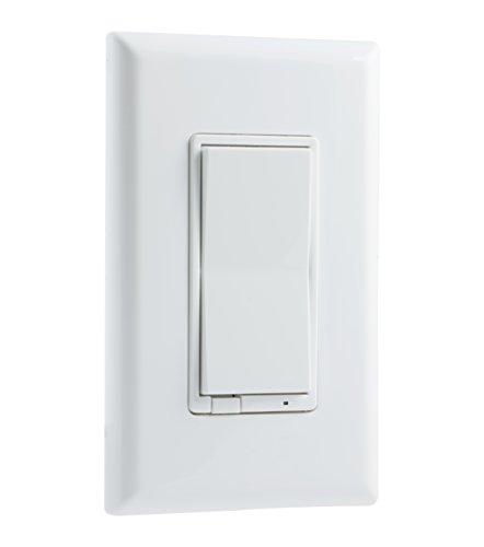 ge z wave wireless lighting control onoff switch in wall z wave plus 14291 ge wave wireless lighting control