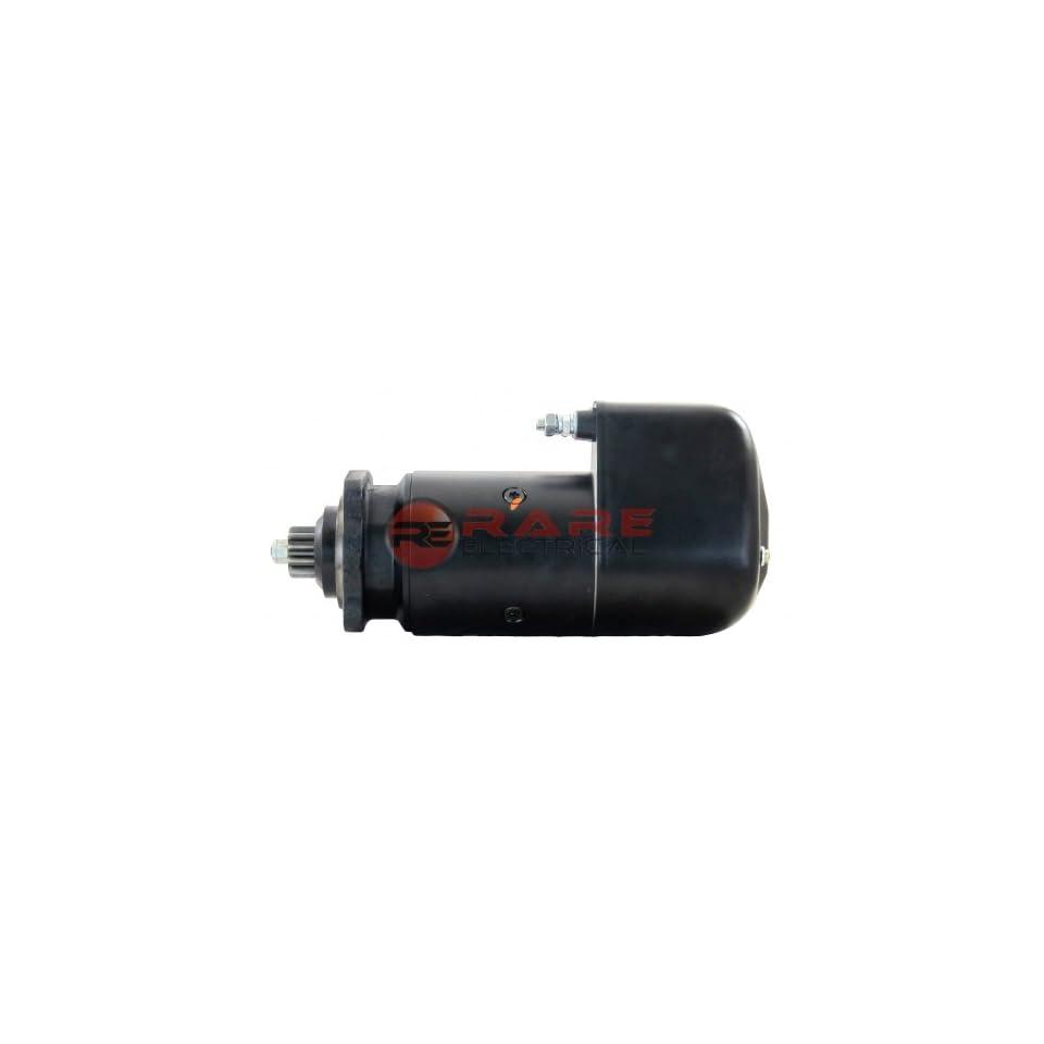 NEW STARTER MOTOR FITS DEUTZ F6L413 F8L413 ENGINE 0 001 417 024 0117 4647 117 4647