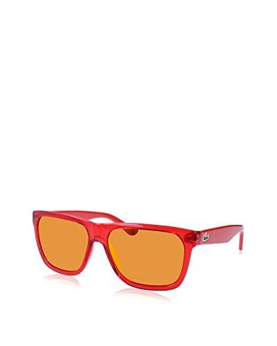 Lacoste Gafas de Sol L732S (56 mm) Rojo Claro