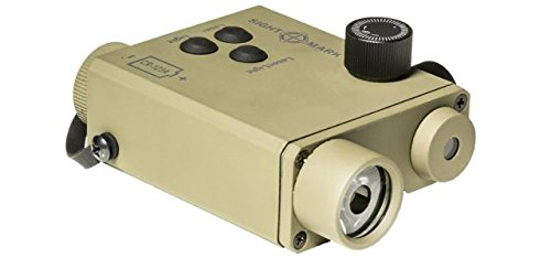 Best Deals! Sightmark LoPro Combo Green Laser/220 Lumens Flashlight, Dark Earth