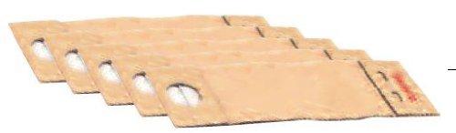Makita 193712-3 Staubsackset Papier -5-Stück für Schwingschleifer BO4553