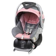 Baby Trend Infant Car Seat Pink Mist