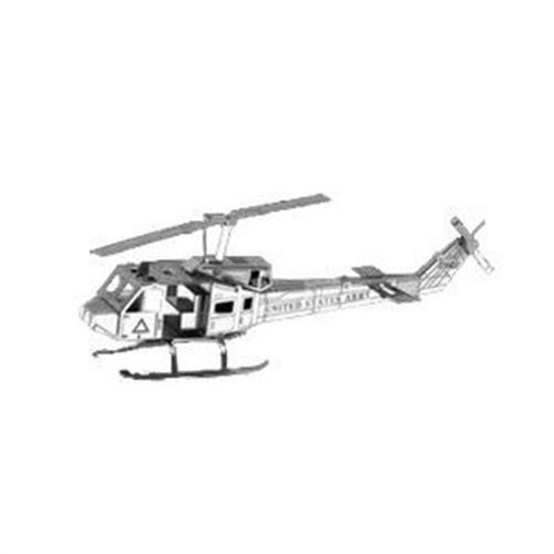 Metal Earth 3D Metal Model - Huey UH-1 Helicopter - 1