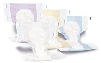 Comfort-Aire Disposable Briefs,Large, Qty 72