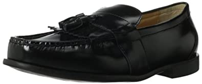 Nunn Bush Men's Keaton Loafer,Black,7 M US