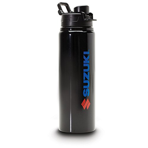 OEM Suzuki Marine 28 oz Single Wall Aluminum Water Bottle 990A0-19209 (Zero Water 28 Oz Tumbler compare prices)