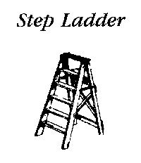 CUSTOM LADDERS - JL INNOVATIVE DESIGN HO SCALE MODEL TRAIN ACCESSORIES 554