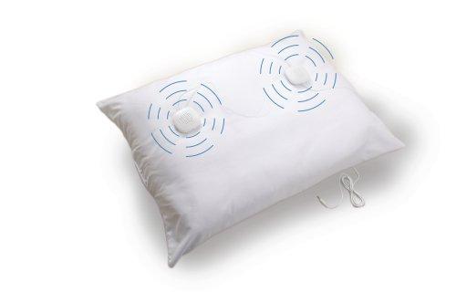サウンド・セラピーシステム サウンドオアシス 睡眠セラピーまくら (枕&スピーカーセット) SP-150