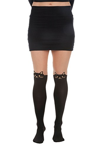 Jacobson Hat Company Women's Cat Tights
