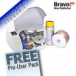 PRIMERA BRAVO SE 20 DVD/CD DISC PUBLISHER
