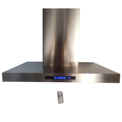 "Firebird 30"" Wall Mount Stainless Steel Range Hood With Gas Sensor & Remote Fbgv-10Z-30"