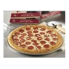 Big Daddys Whole Grain Pizza With Turkey And Beef Pepperoni, 16 Inch -- 9 Per Case.