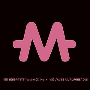 En tête à tête Live / De l'aube à l'aurore (Coffret 2 CD + 1 DVD)