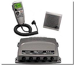 VHF 300 AIS, Modular w/Hailer, Opt. Rem.