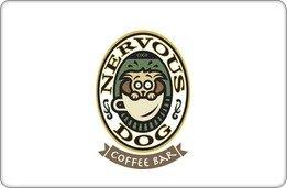 Nervous Dog Coffee Bar Gift Card ($75)