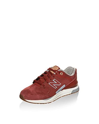 New Balance Sneaker ML1550-AI-D [Bordeaux/Grigio]
