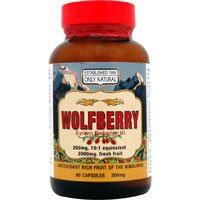 Only Natural Wolfberry