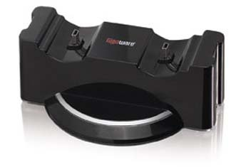 Gigaware Dual Wireless Controller Charging Station for PS3