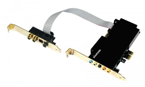 Diamond Multimedia XtremeSound PCIe 7.1 Channels