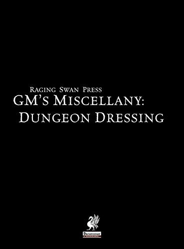 Download Raging Swans Gms Miscellany Dungeon Dressing Book