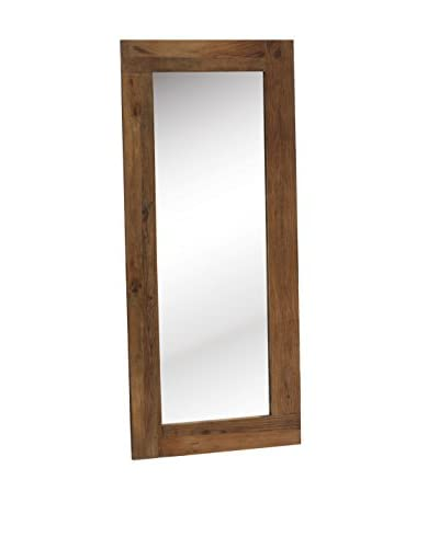 Zuo Vistacion Mirror, Distressed Natural