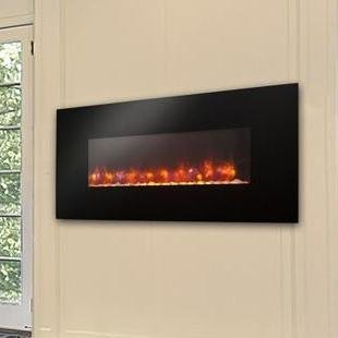 Greatco Gallery Linear Electric Led Fireplace - 58 In. Multicolor - Ge-58