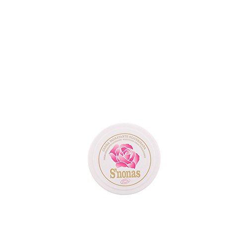S'Nonas Crema Mani, Crema Idratante Glicerinada Manos, 200 ml
