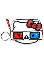 Women's Hello Kitty 3D Coin Bag [Apparel]