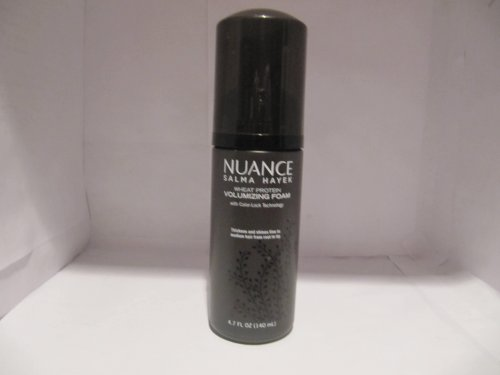 Nuance by Salma Hayek Volumizing Foam - 4.7 oz / 140 ml (050428441664)