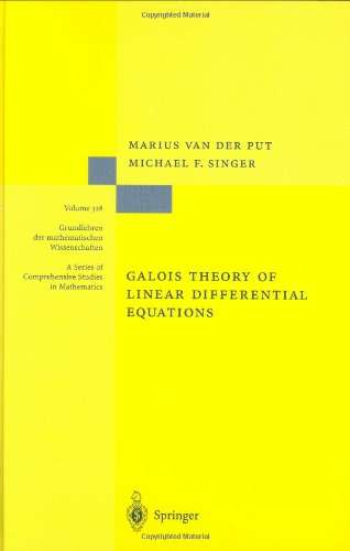 Introduction to the Galois Theory of Linear Differential Equations